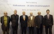Navasardian, Halbach, Boden, Gegeshidze, Yunusov, Götz (c) by Jens Schicke